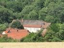 Blick auf das ehemalige Klostergut