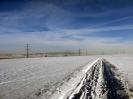 Schneelandschaft bis zum Ettersberg